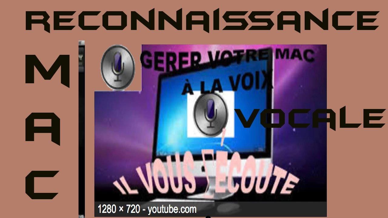 reconnaissance vocale mac cr er des nouvelles commandes youtube. Black Bedroom Furniture Sets. Home Design Ideas