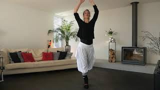 Danse - technique - pas carré