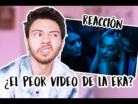 REACCIÓN A &39;BREAK UP WITH YOUR GIRLFRIEND I&39;M BORED&39; - ARIANA GRANDE  Niculos M