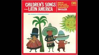 Tom Glazer - Children's Songs From Latin America (Side 2)