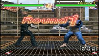 VIRTUA FIGHTER 4 FINAL TUNE JACKY PLAY 60FPS