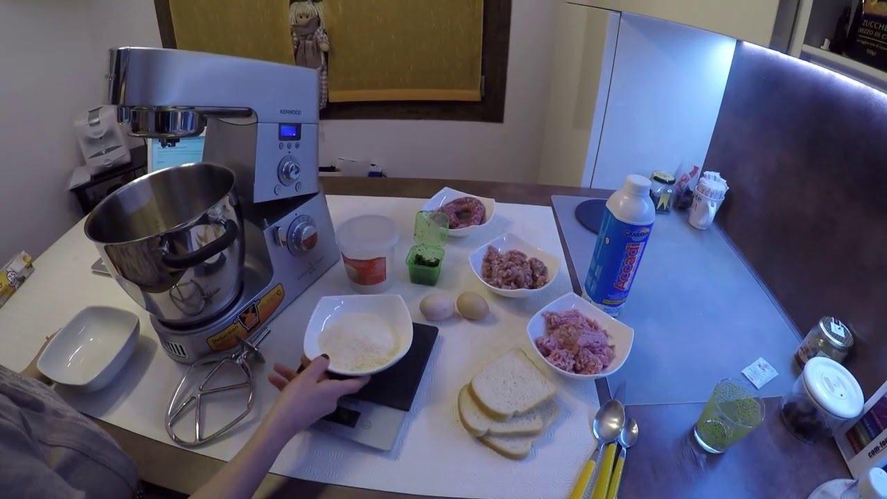 Video Ricette - Kenwood cooking chef ricetta per arrosto al forno