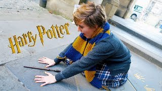 Harry Potter Things To Do In Real Life In Scotland ft. Brizzy Voices (Part 1: Edinburgh) thumbnail