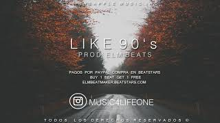 LIKE 90's - Old School Beat / Hip Hop Boombap Instrumental USO LIBREE 2018 MP3 FREE