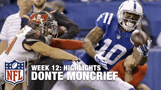 Donte Moncrief Highlights (Week 12) | Buccaneers vs. Colts | NFL
