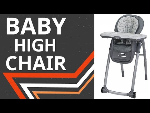 Top 10 Best Baby High Chairs In 2019 Reviews
