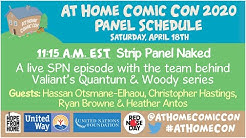 LIVE Strip Panel Naked - AHCC