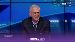 Would Wenger rejoin Arsenal under Spotify's Daniel Ek? | beIN Exclusive with Arsene Wenger