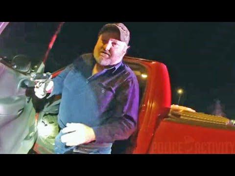 Man Gets Shot by Cops After He Pulls a Gun on Them in Villa Hills, Kentucky