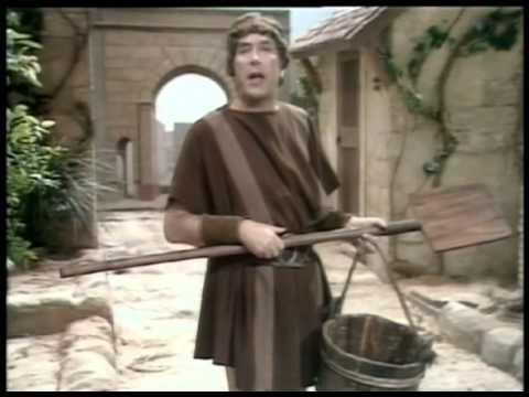 Up Pompeii - The Senator and The Asp