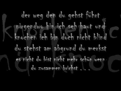 LaFee - Du bist schön Lyrics