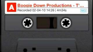 Watch Boogie Down Productions TCha  TCha video