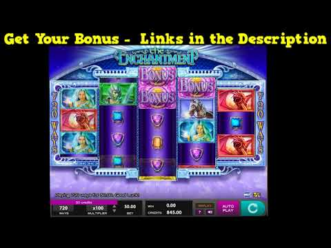 Play The Enchantment slot game online - Latest Online Gambling Sites