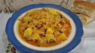 Армянский постный суп «Крчик» - Ани  Кухня!