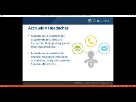 """[Live Webinar] """"Clinical Trial Expense Accruals: Easing the Challenges and Audit Risk"""""""