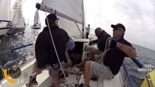 How not to start a yacht race :(