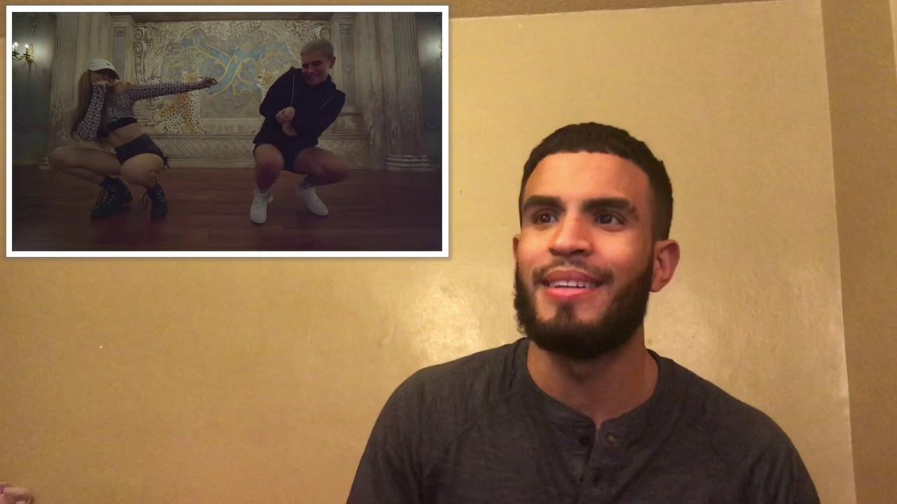Lisa X Kiel Tutin Choreography Video Reaction Effortlessly Killed