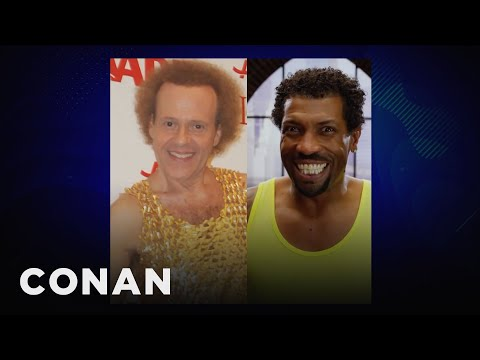 Deon Cole's Many Doppelgängers - CONAN on TBS
