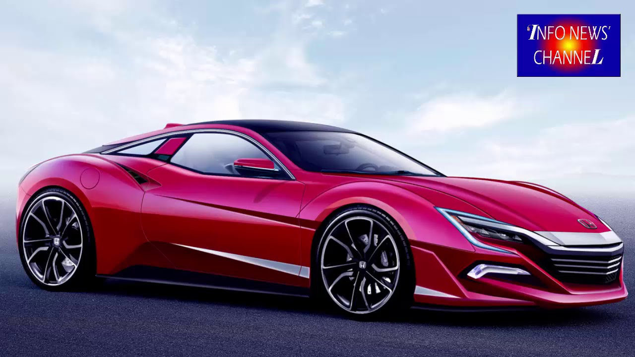 2019 honda prelude review  specs and release date
