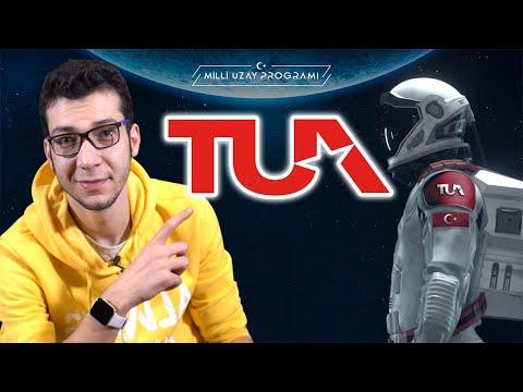 UZAYA BİR TÜRK GİDİYOR!   Türkiye Uzay Ajansı nedir? Milli Uzay Programı'nın tüm detayları!