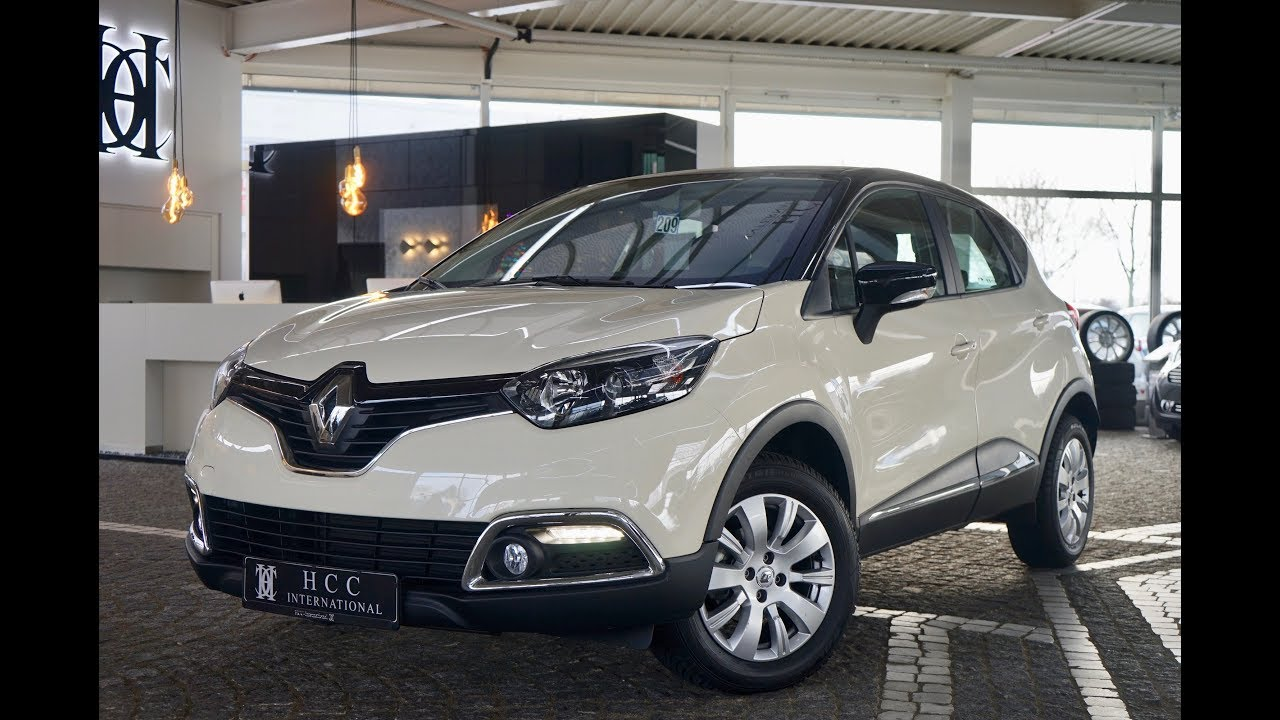 Hcc International Renault Captur Experience Tce90 Energy Navir