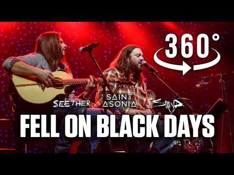 Fell On Black Days - The VR Sessions (tribute to Chris Cornell of Soundgarden)