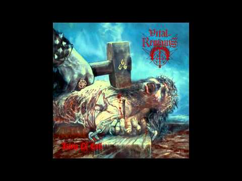 Vital Remains - Hammer Down The Nails HQ
