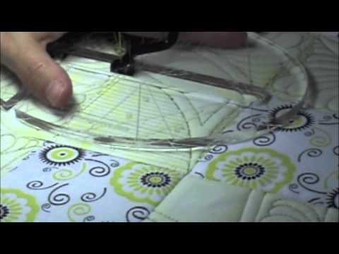 Quilter S Groove Rulers Youtube