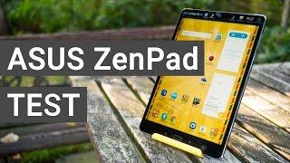 ASUS ZenPad 3S 10 Test: Das beste Android Tablet?   Deutsch
