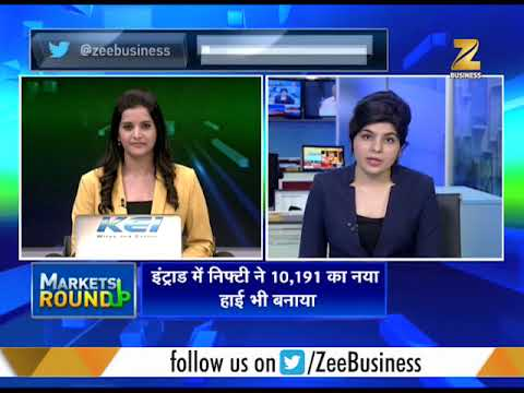 Watch to know how market performed throughout the day