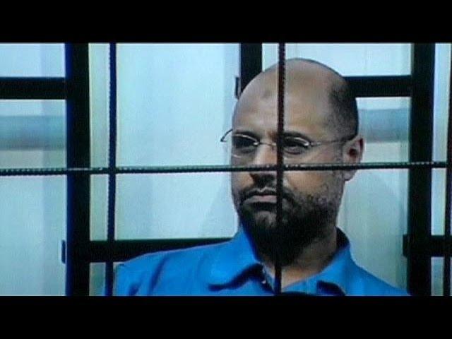 МУС: суд над сыном Каддафи должен проходить в Гааге