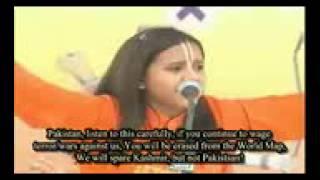 must watch.pragya thakur video on hindutatb aginst pak