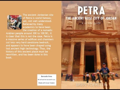 Petra Jordan: Lost Ancient Technology And Megalithic Masterp