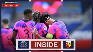 🎦🏆 [𝗜𝗡𝗦𝗜𝗗𝗘] Ligue 1 : PARIS SAINT-GERMAIN 🆚 RC LENS ! #PSGRCL