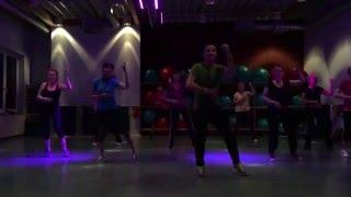 Zumba-Aisha Salsa Choreo by Alayn Garcia