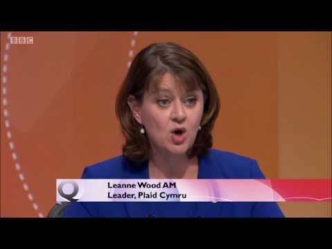 Leanne Wood gives us the real reasons by food bank use