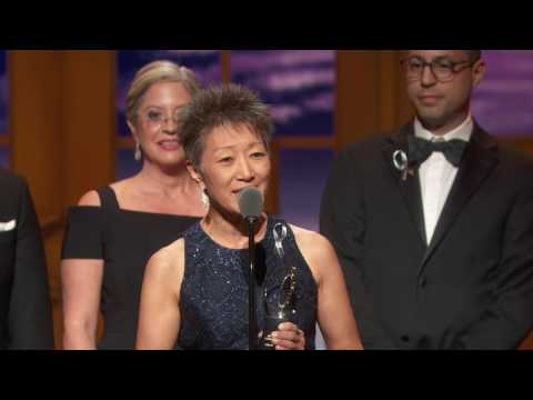 Acceptance Speech: National Endowment of the Arts (2016)