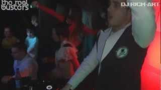 DJ RICH-ART @ APPLE (ТАМБОВ) (Январь 2012)