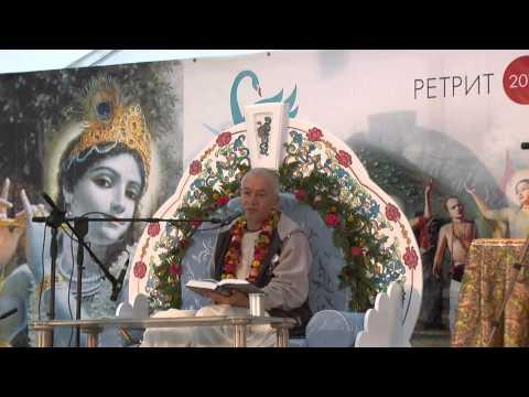 Бхагавад Гита 6.47 - Чайтанья Чандра Чаран прабху