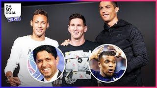 Cristiano Ronaldo Could Replace Kylian Mbappé At PSG!