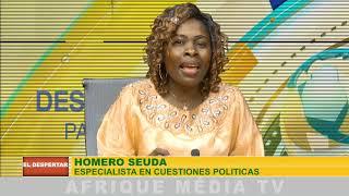 GUINEA ECUATORIAL : 50 ANOS DE LA INDEPENDENCIA NACIONAL.