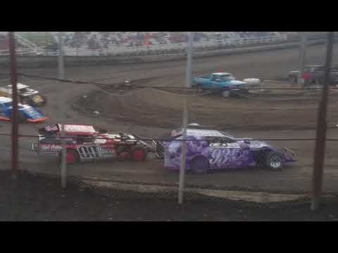 B Mods Heat 1 Macon Speedway