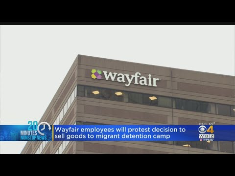 Ashlee - Wayfair Employees Protest Companies Sale Of Goods To Migrant Detention Camp