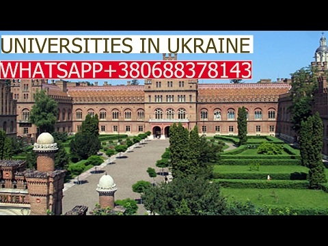 Universities in ukraine-Part One