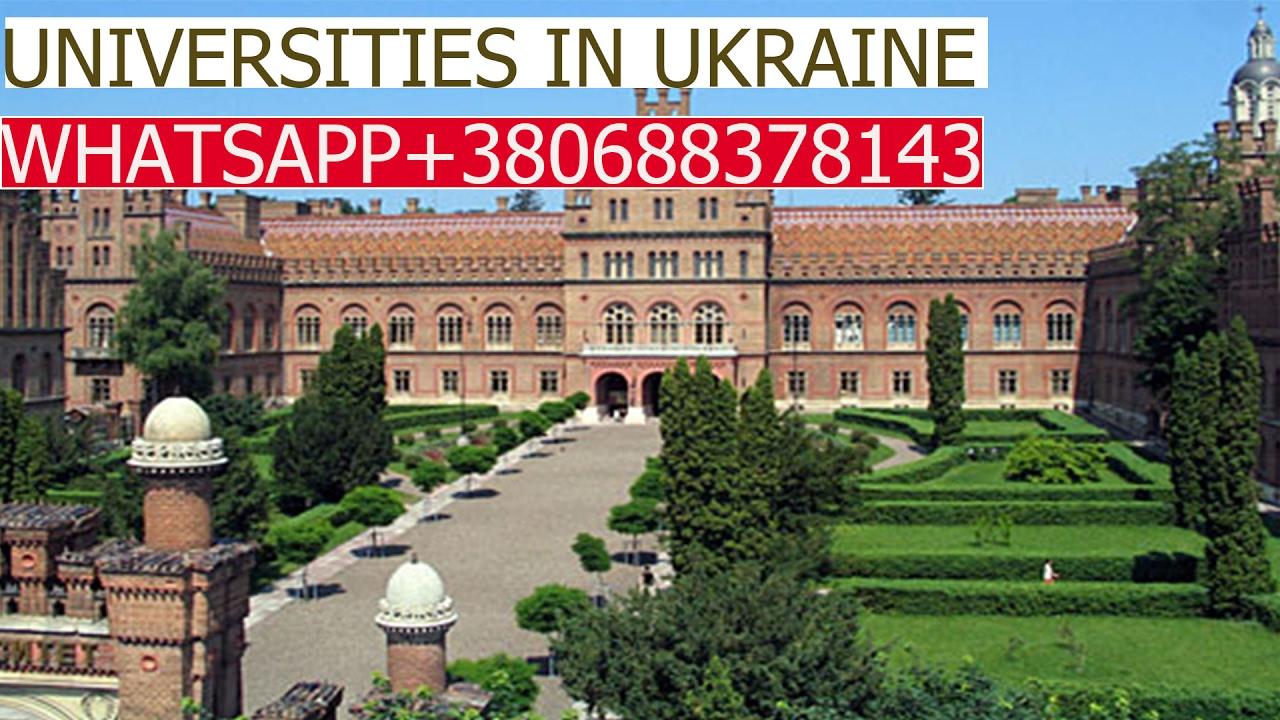 Universities of Ukraine: university ranking 5