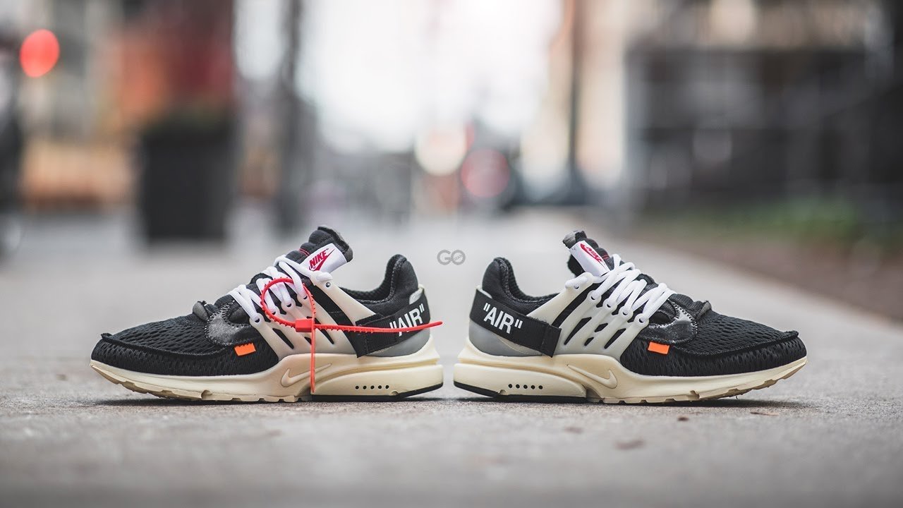 the latest 93679 6b6a8 Review   On-Feet  Off-White x Nike Air Presto