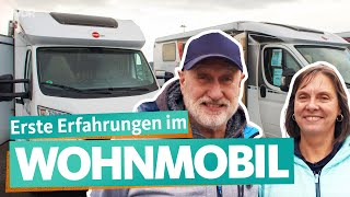 Buying a motorhome / first winter camping tour - families with beginners can take off | WDR Reisen