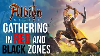 Advanced Gathering Guide: How to Safely Gather Tier 5/6 in Dangerous Zones