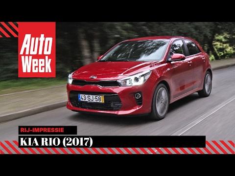 Kia Rio (2017) - AutoWeek Review