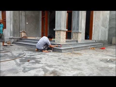 Modern Stairs Stone Granite - How to Build Granite Porch Stairs